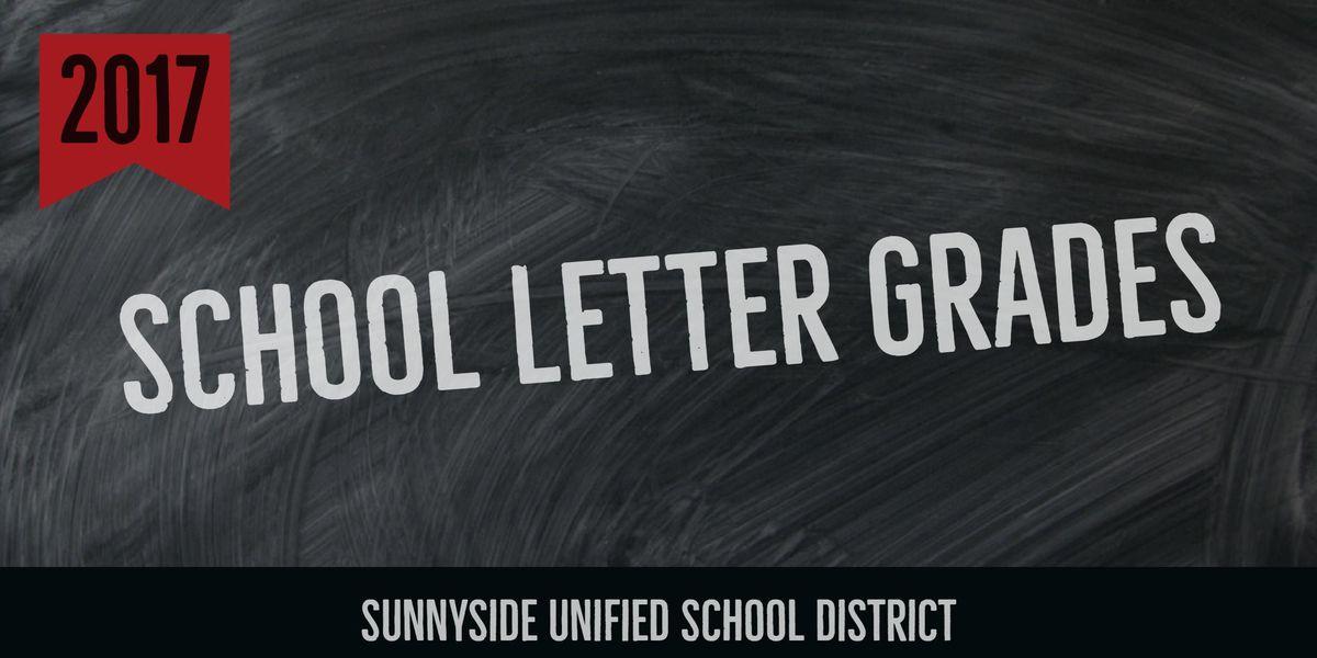 Grades released for Sunnyside schools