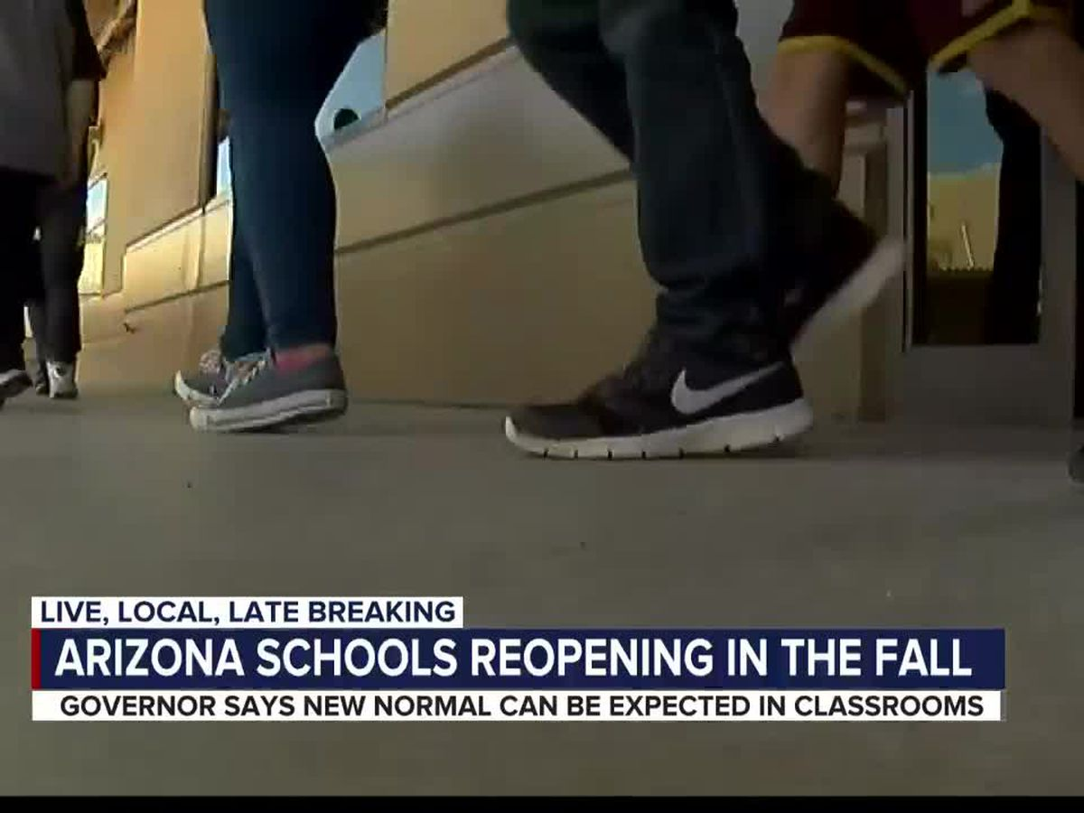 Arizona schools to resume classes in fall