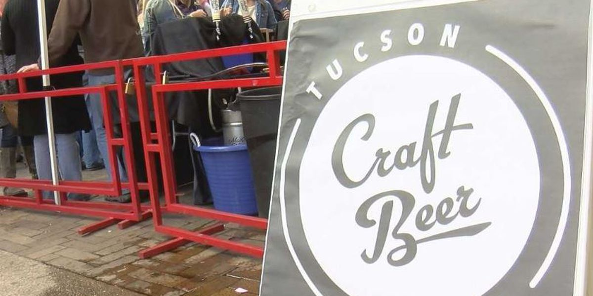 Beer Gives Back: Beer crawl raises money for non-profits in Pima County