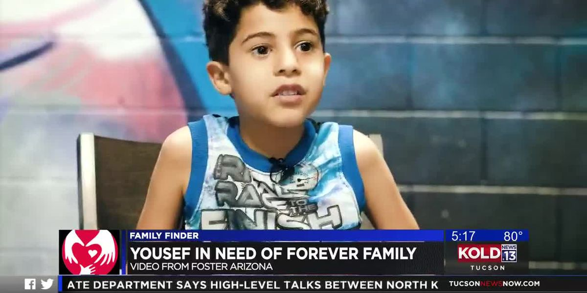 Family Finder: Yousef in need of forever family