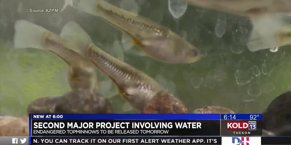 Second major project involving water
