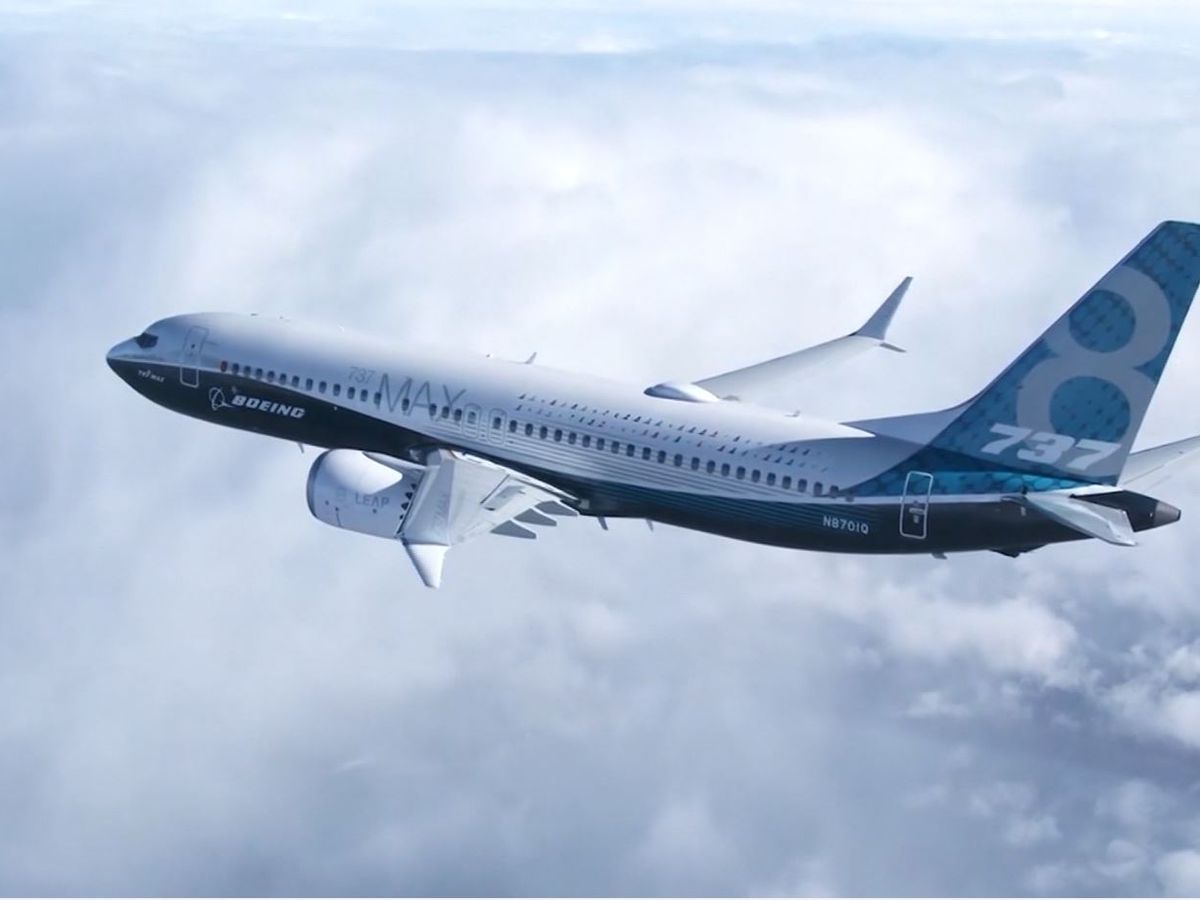 Boeing is working on a new software issue on the 737 Max