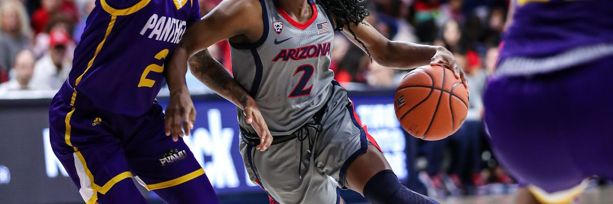 Aari McDonald named Pac-12 Player of the Year