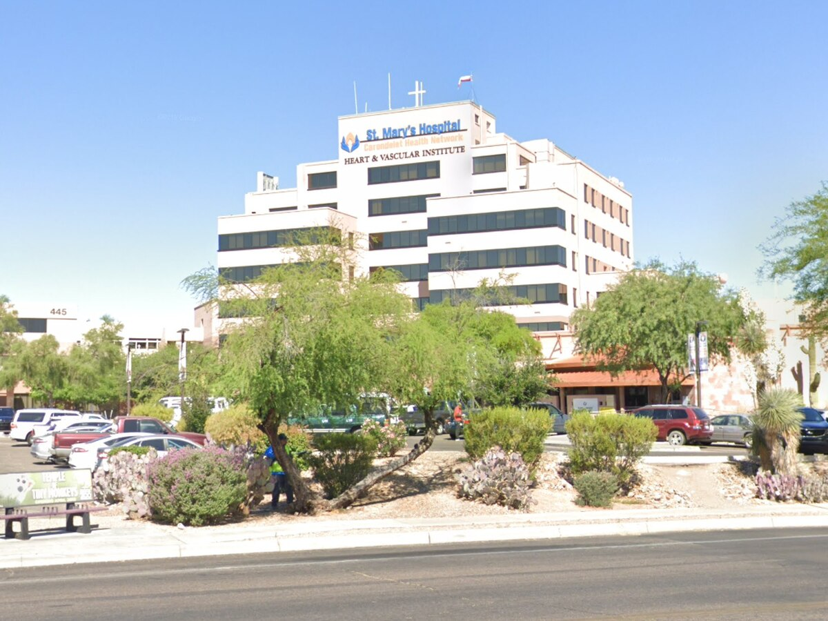 Tucson nurses strike for more nursing staff at St. Mary's and St. Joseph's hospitals