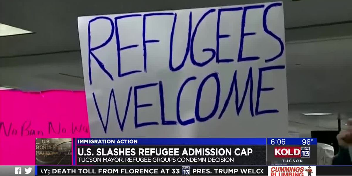 Resettled refugee numbers dropping in Tucson