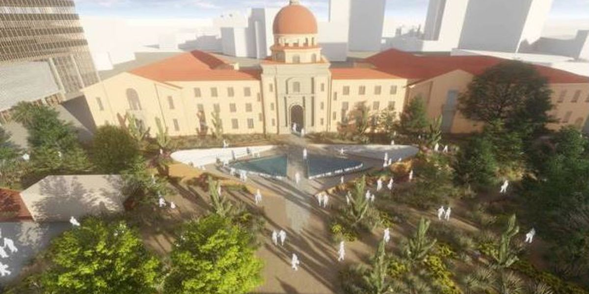 Jan. 8 memorial to be complete by next anniversary