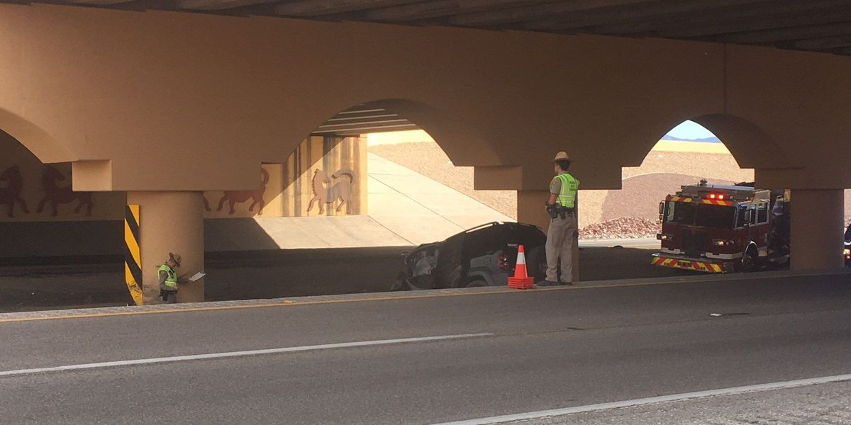 One person dies in rollover on I-19 in Sahuarita