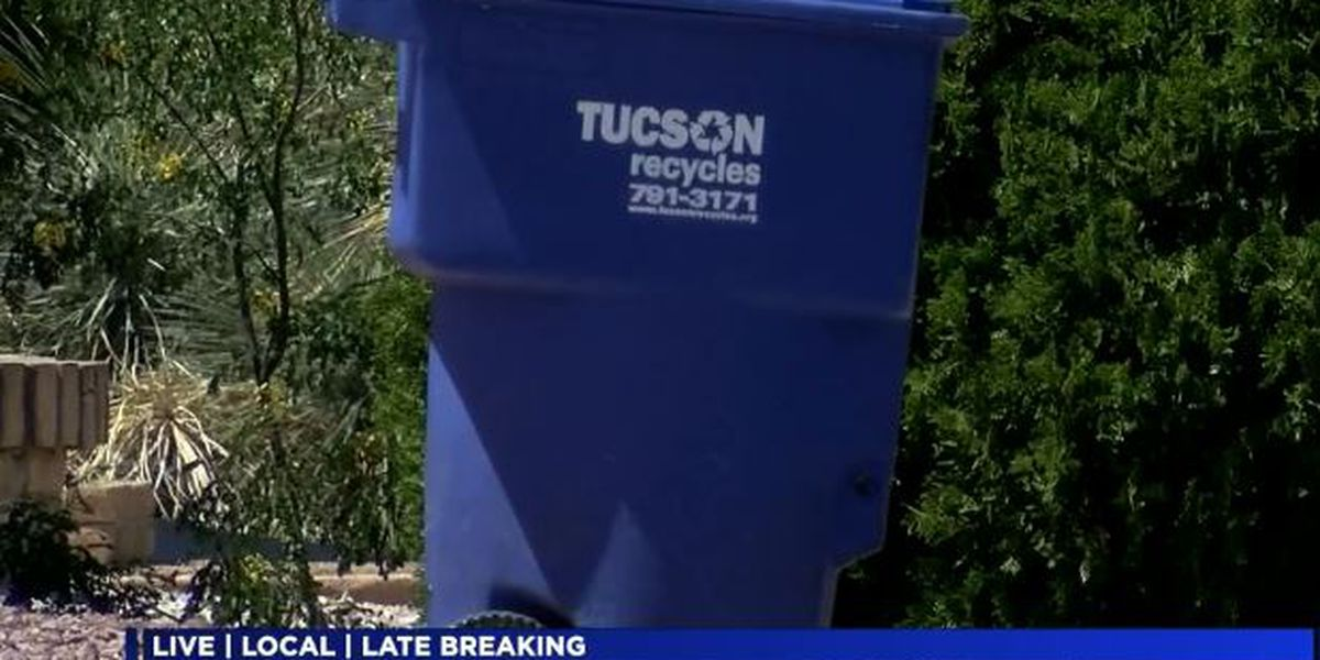 Tucson looks for ways to save recycling