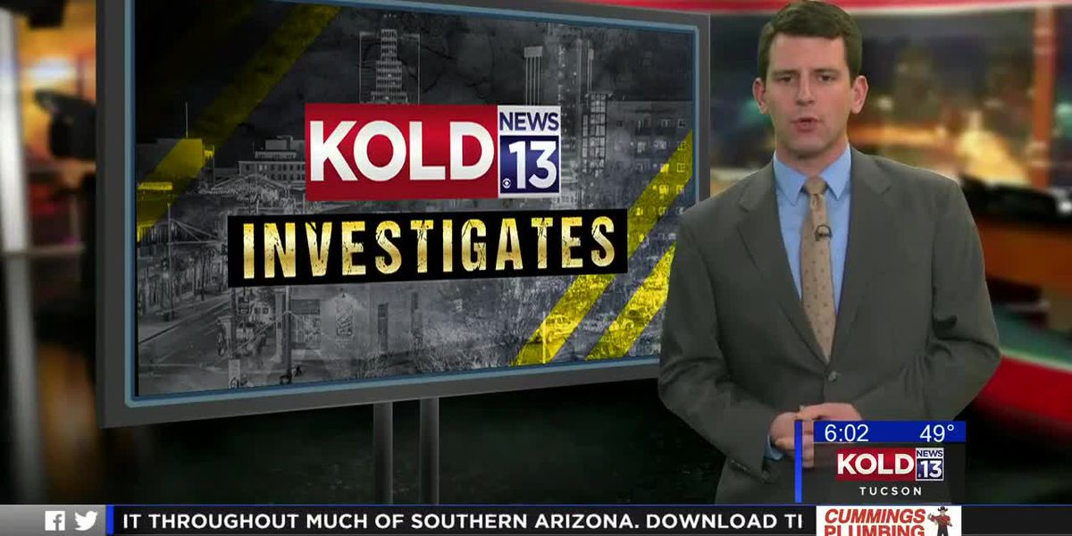 KOLD INVESTIGATES: Little collected from big donations for local police support group
