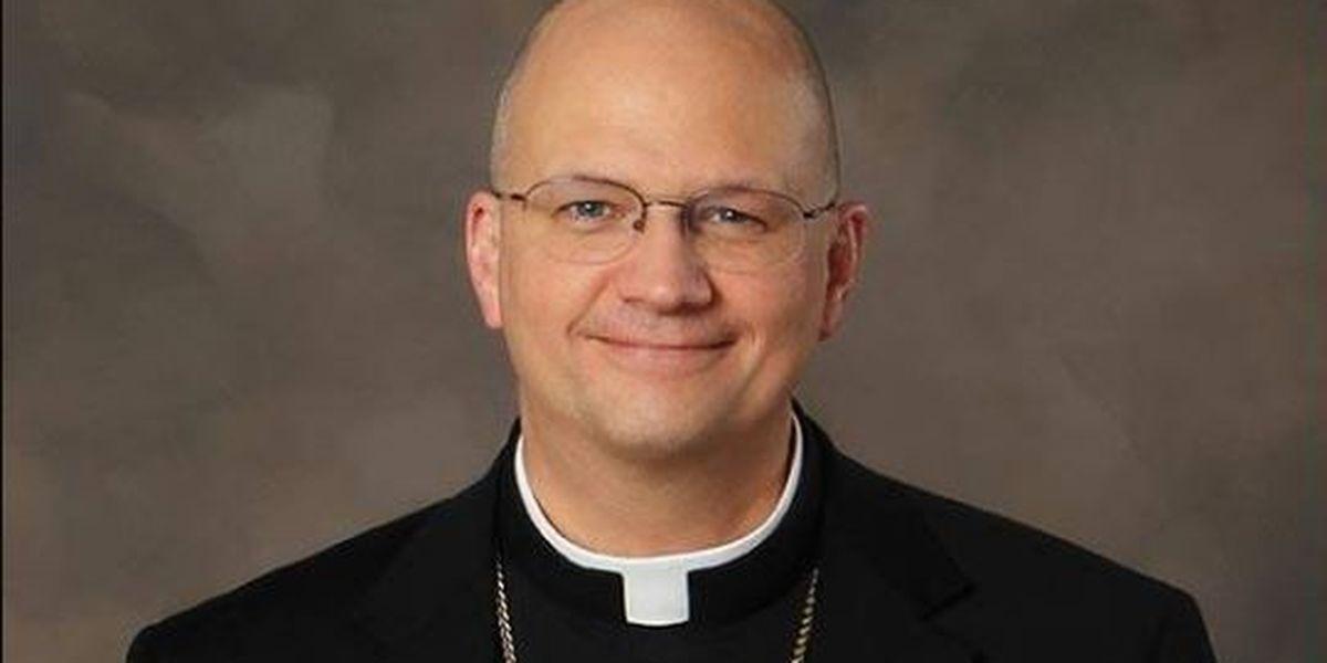 Bishop Weisenburger addresses crisis in Catholic Church