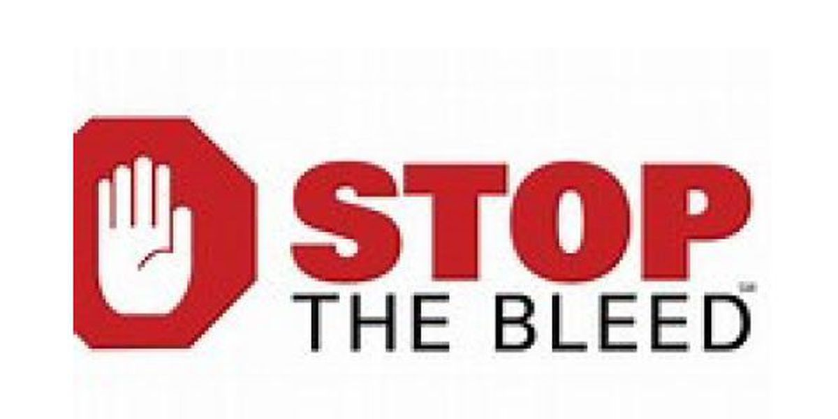 Stop the Bleeding training events