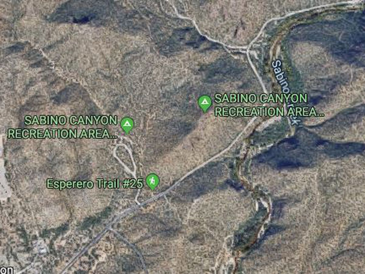 UPDATE: 12-year-old hiker rescued from Sabino Canyon after suffering injury