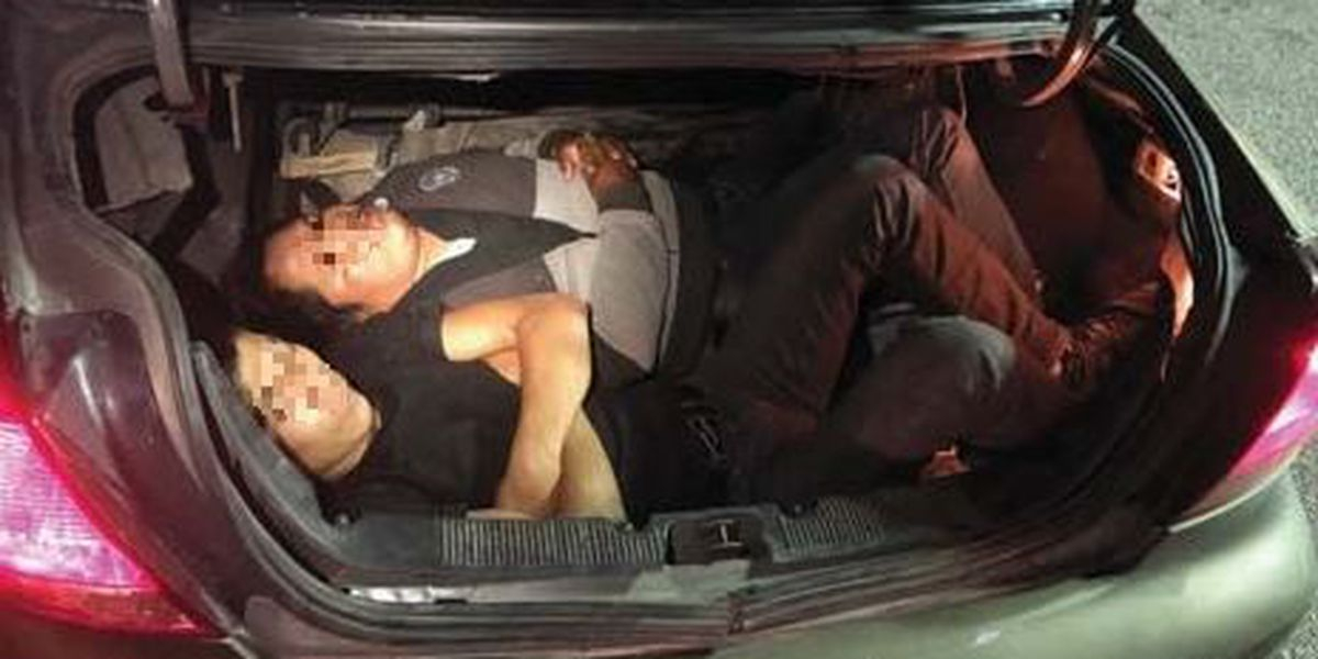 CBP stops human smuggling attempt by a Tucson woman