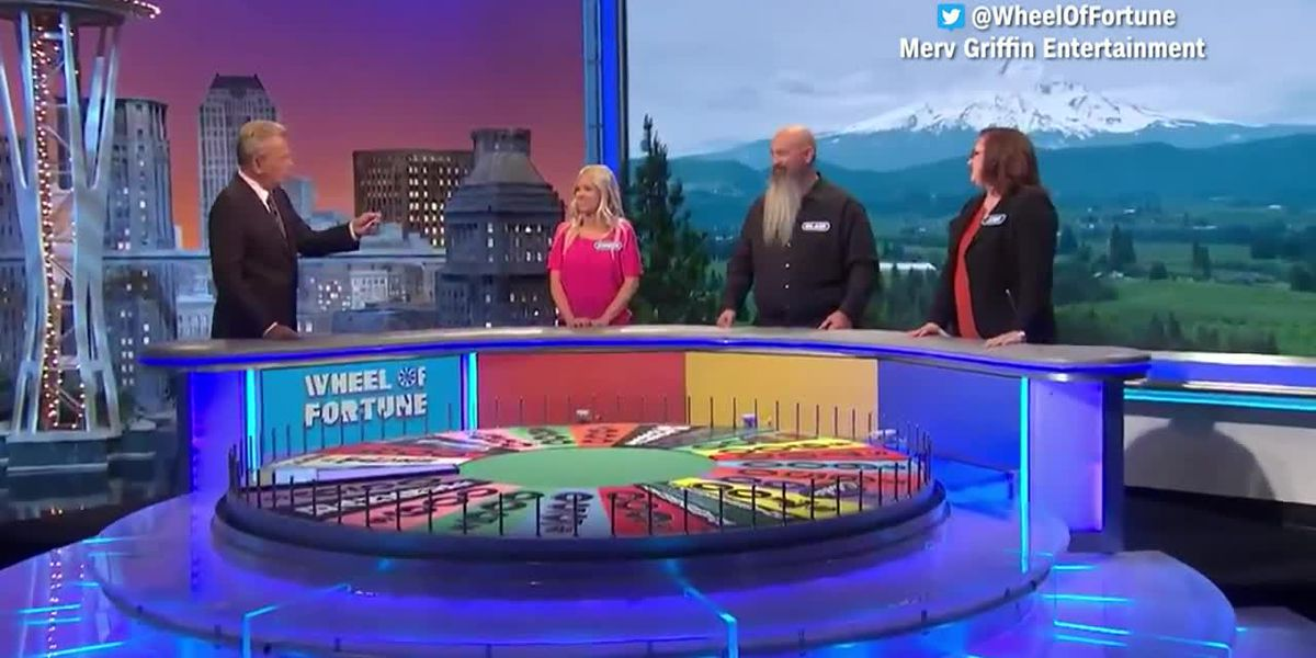 'I've been trapped in a loveless marriage': 'Wheel of Fortune' contestant jokingly trashes his family