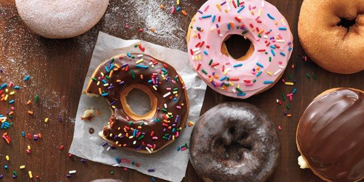 National Donut Day 2019: Free Treats At Krispy Kreme & More Epic Deals
