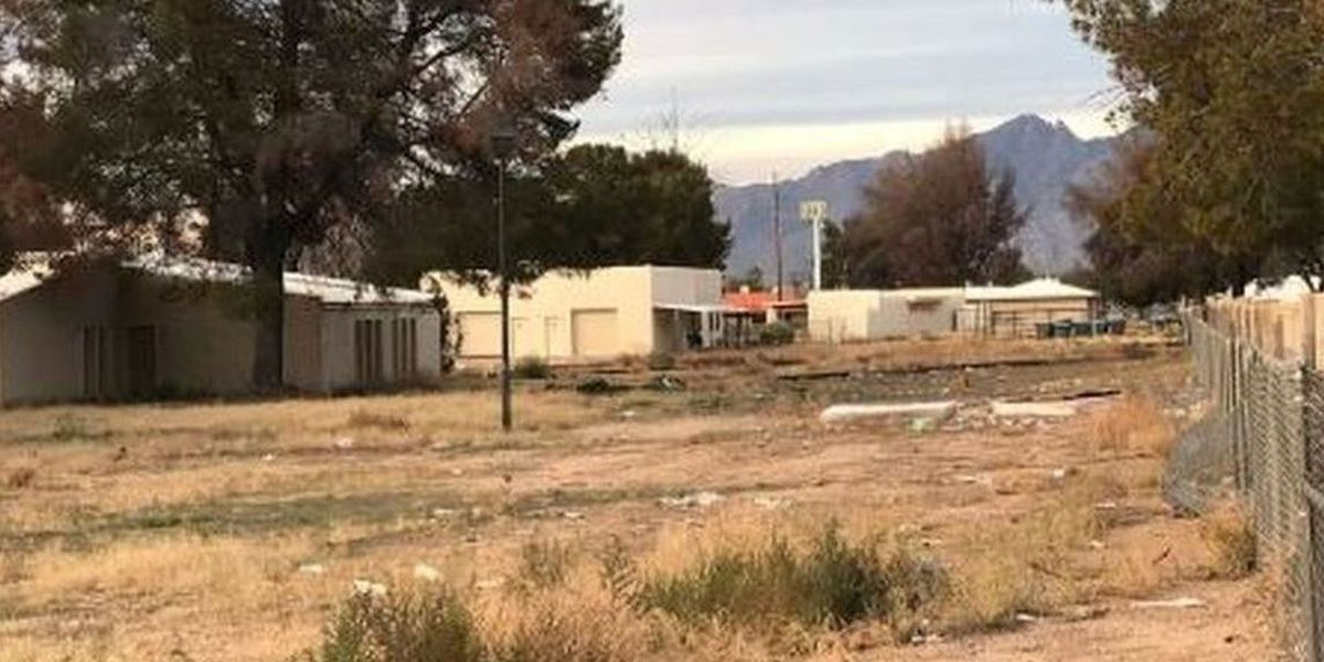 Abandoned complex in Tucson catches fire for sixth time this year