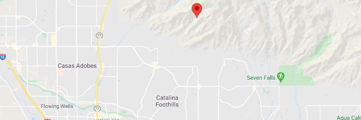PCSD responding to hiker rescue near Finger Rock Trail