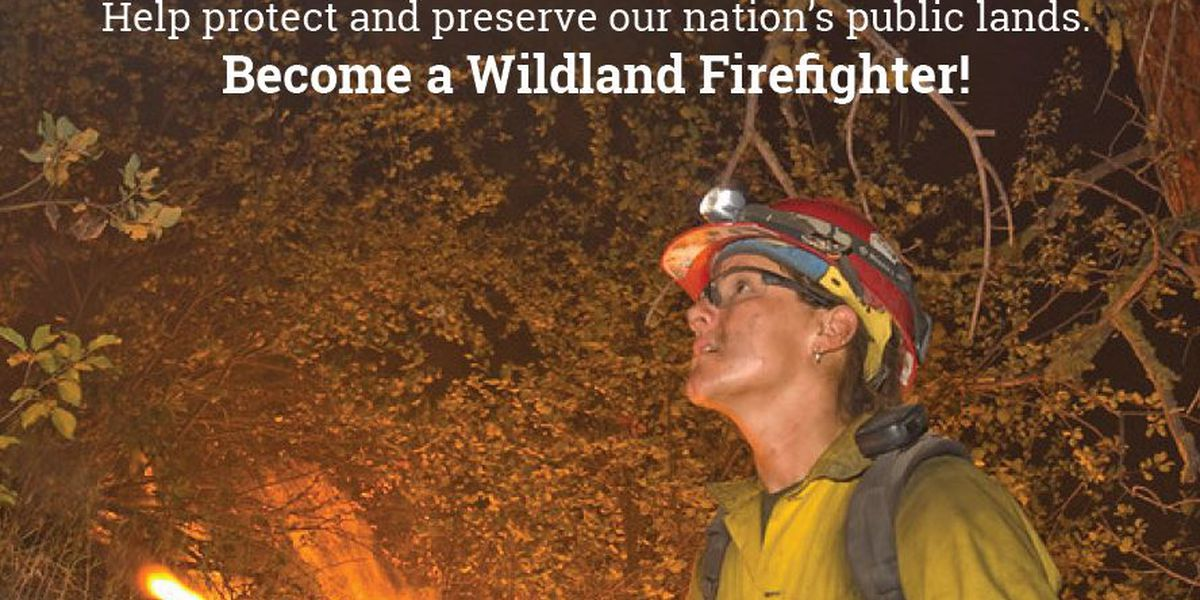 Apply now for Women in Wildland Fire Boot Camp