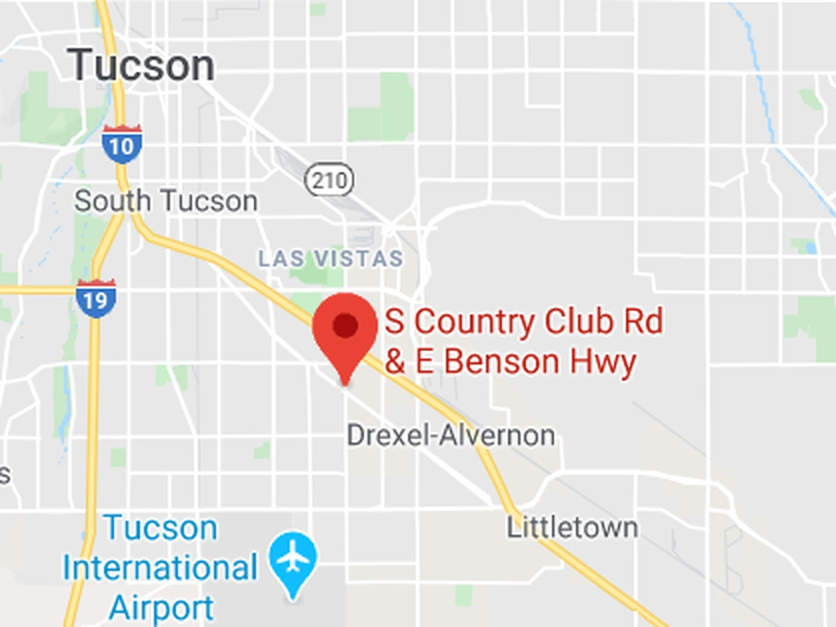 PCSD responds to vehicle collision involving deputy on south side