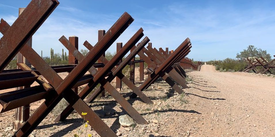 Crisis On The Border: Migrants take advantage of border vulnerabilities near Lukeville
