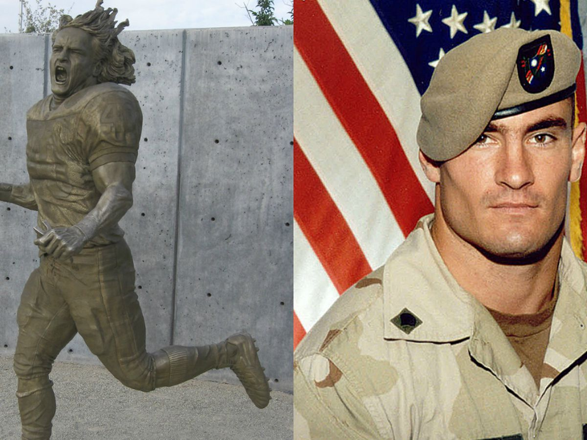 April 22 marks the 15th anniversary of Pat Tillman's death