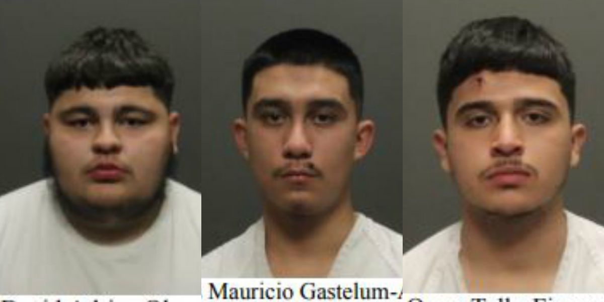 Three men face charges in connection to fatal shooting on south side