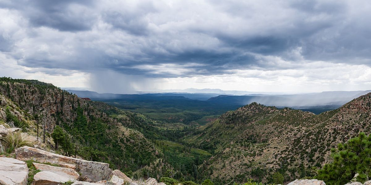 Monsoon 101: Mogollon Rim Storms