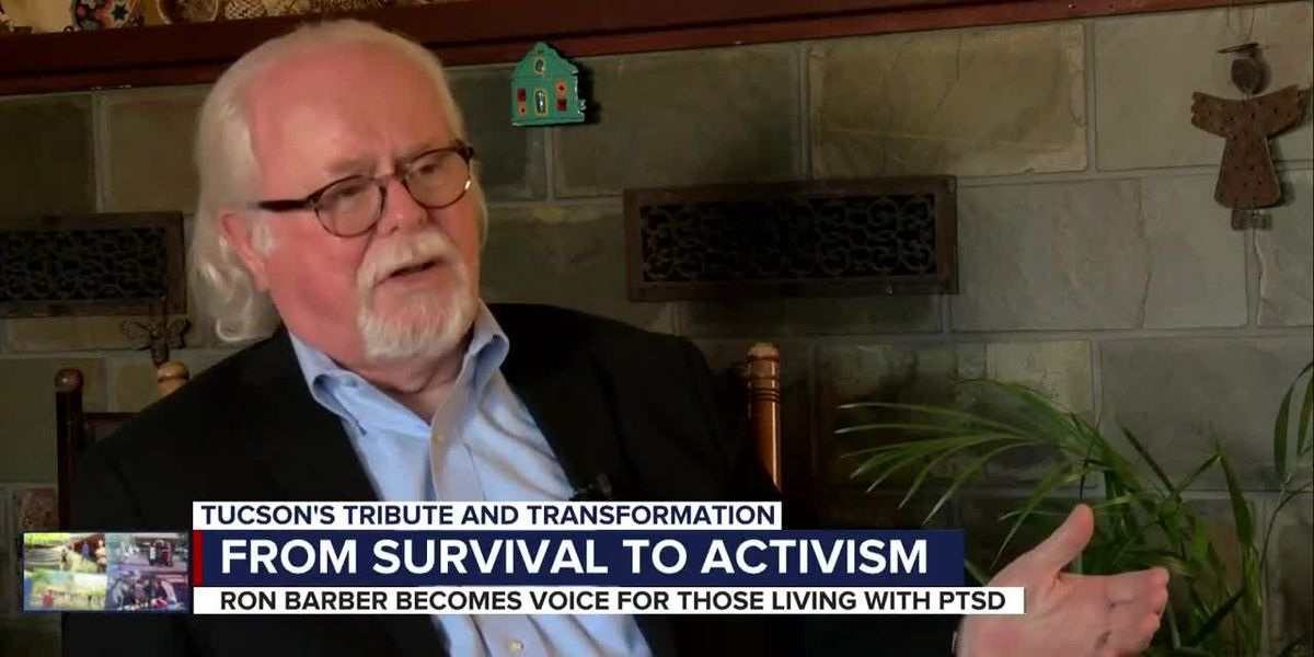 JAN. 8 ANNIVERSARY: Shooting survivor Ron Barber doesn't want mental illness to be stigma
