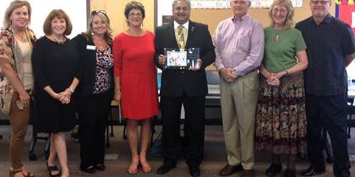 """Oro Valley Mayor Hiremath named """"Champion for Young Children"""""""