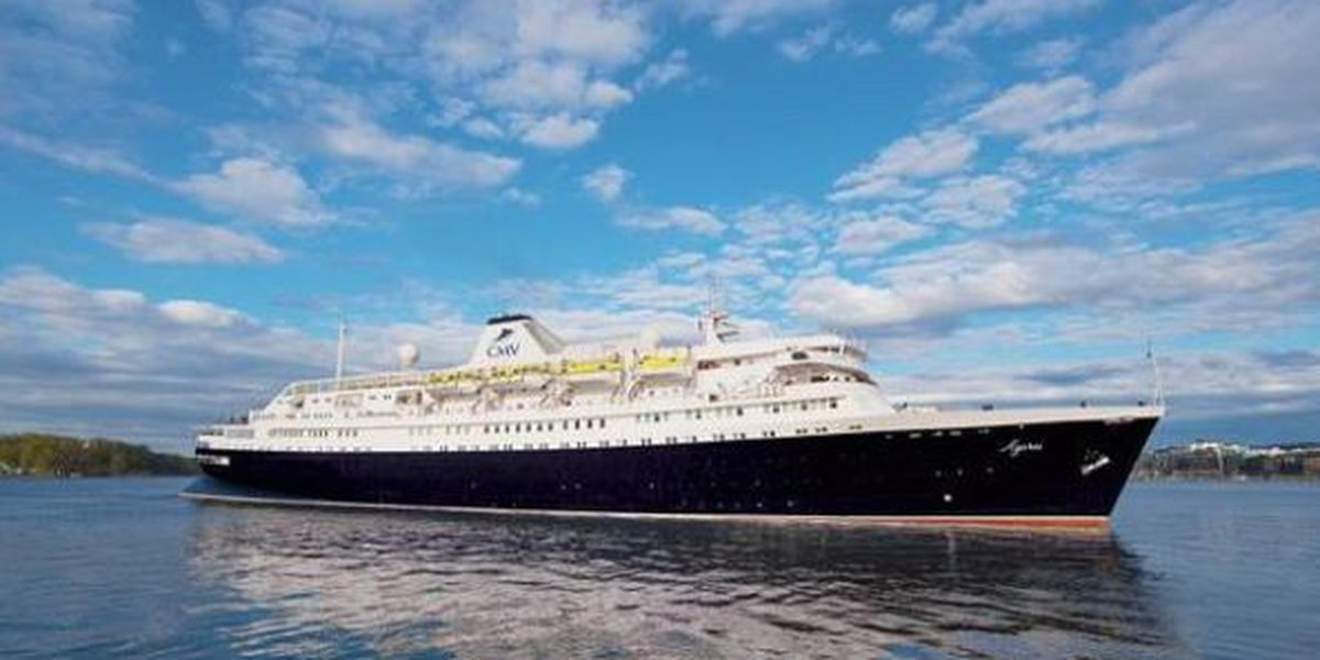 December 2019 marks first cruise ship to set sail from Rocky Point
