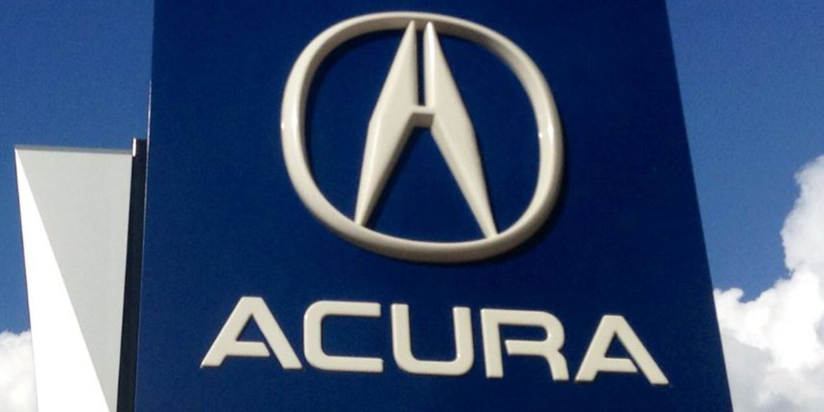 Acura recalls more than 350,000 SUVs