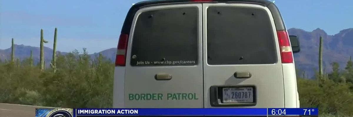 ONLY ON KOLD: Migrants take advantage of border vulnerabilities near Lukeville
