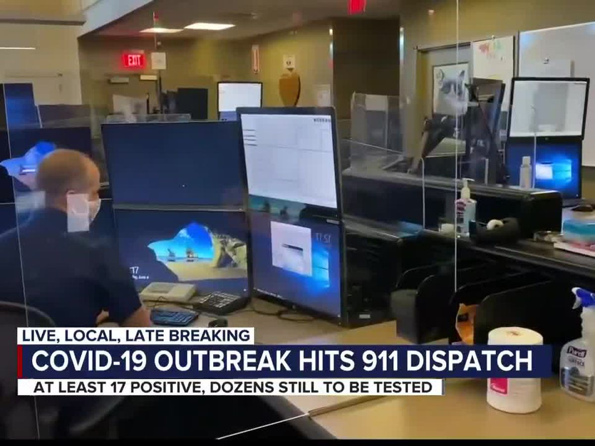 17 COVID-19 cases hit Tucson Communications Center