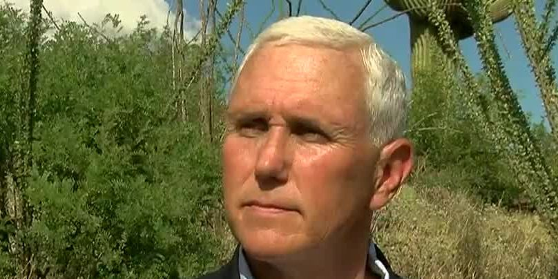 WATCH: Exclusive interview with Vice President Mike Pence