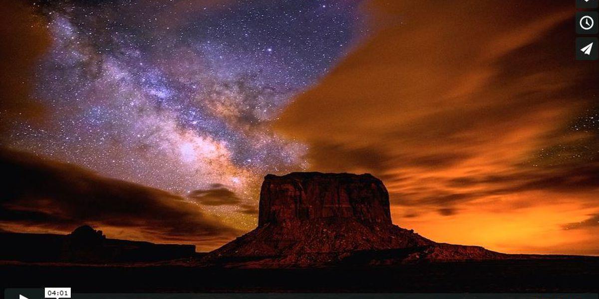 Amazing time-lapse of Arizona's dramatic landscapes