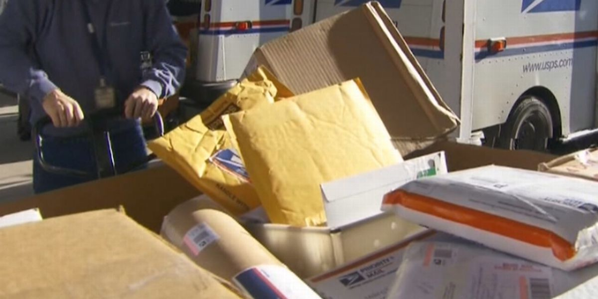 Avoiding the post office lines, some choose local to ship
