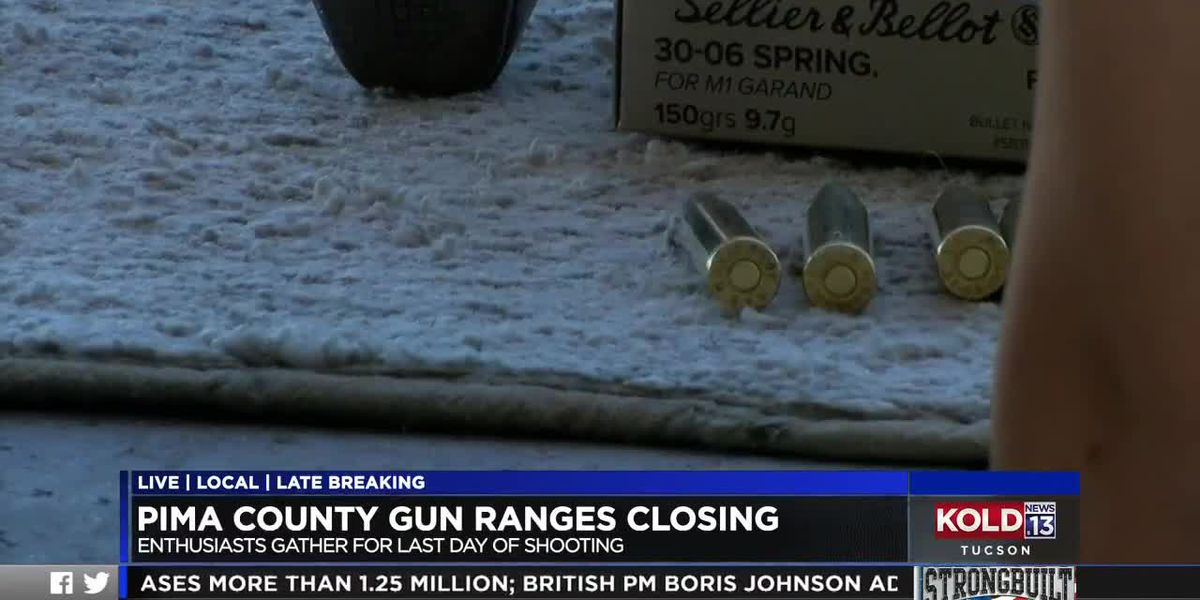 People flock to gun ranges as county closes them