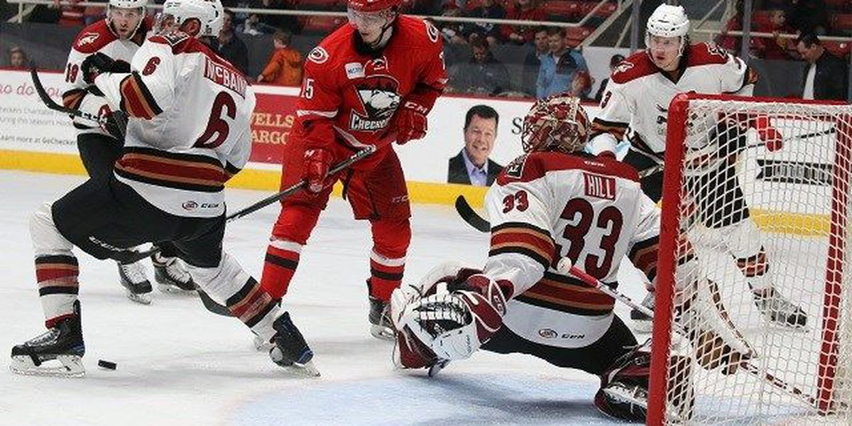 Roadrunners come up empty in Charlotte