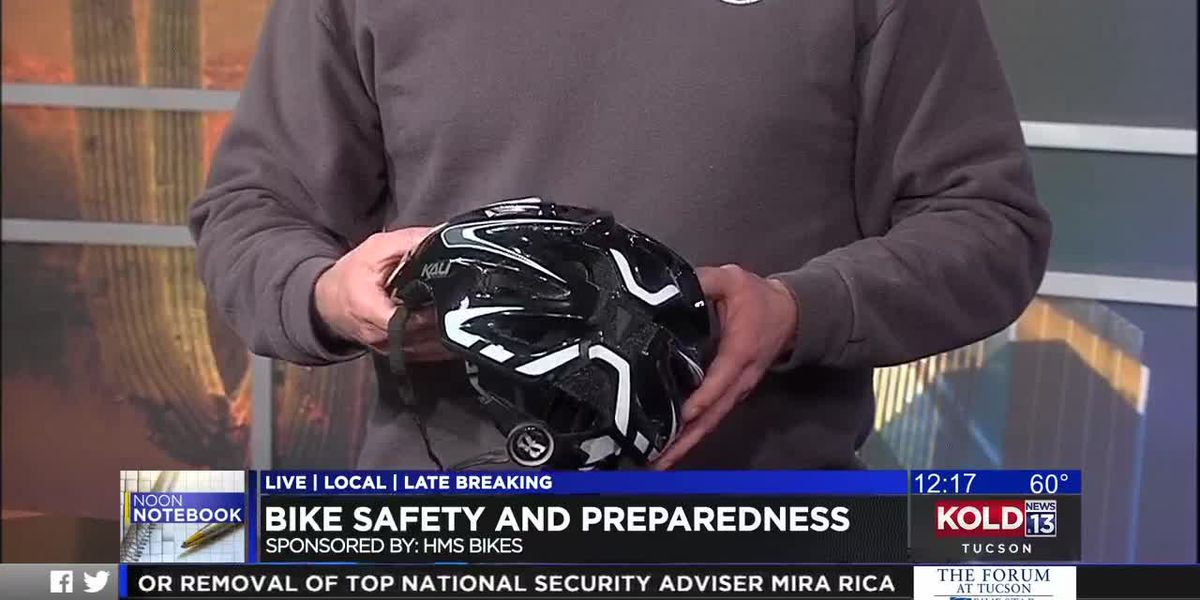 NOON NOTEBOOK: Staying safe on your bike is all about being prepared