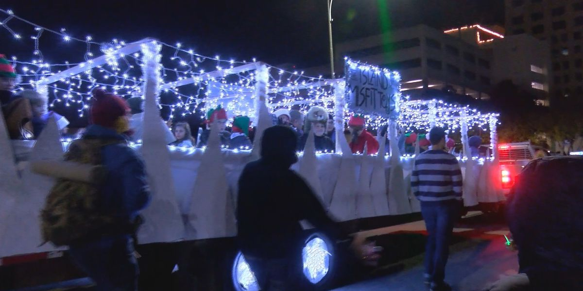 Everything you need to know about Saturday's Parade of Lights