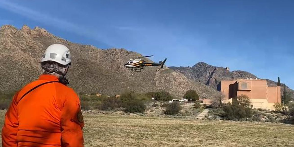 PCSD responds to hiker rescue near Finger Rock Trail