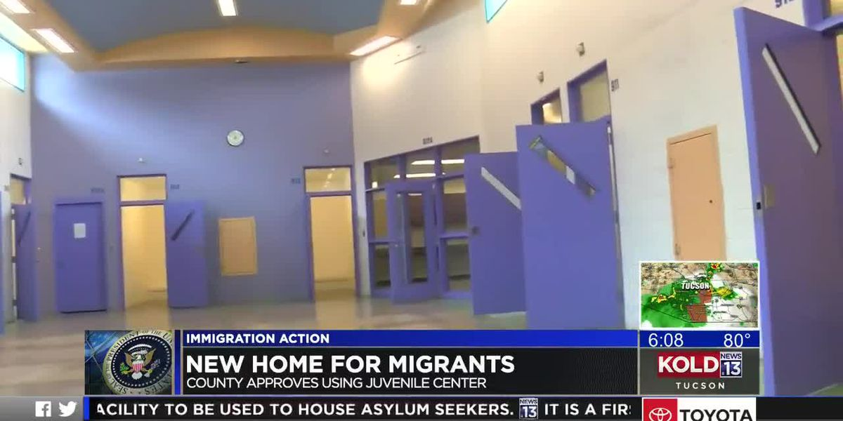 New home for migrants