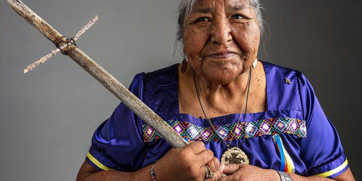 Stella Tucker, Tohono O'odham Keeper of Saguaro Fruit Harvest, Dies at 71