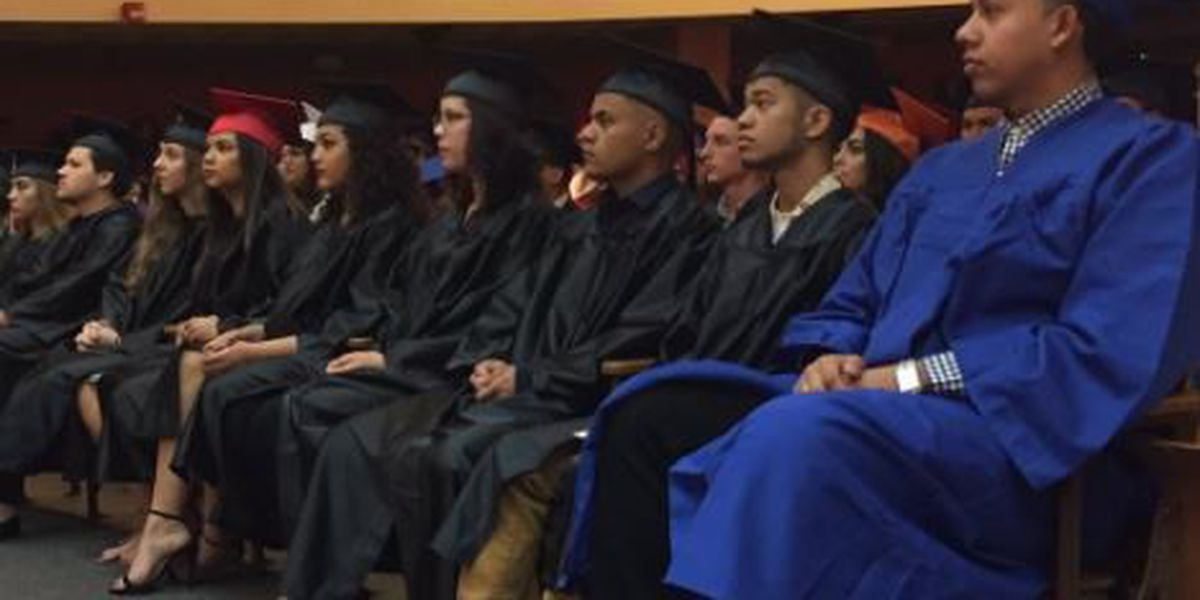 More than 100 students receive diplomas at TUSD's 23rd Winter Graduation