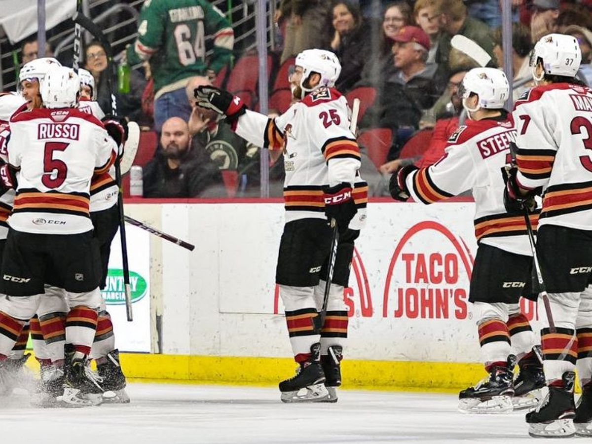 Tucson Roadrunners release pre-season game schedule