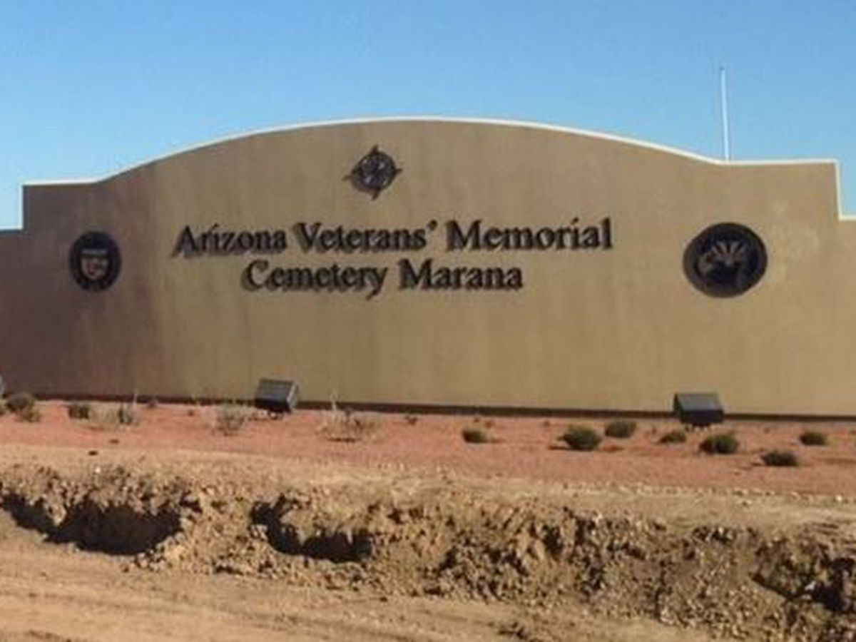 Veterans recovery program to inter 33 veterans at Arizona Veterans' Memorial Cemetery at Marana