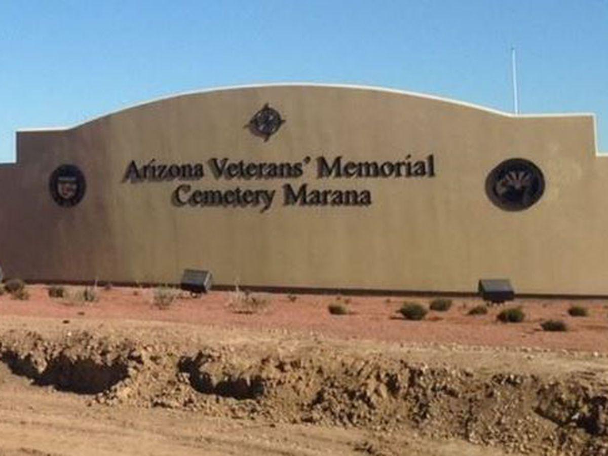 Veterans recovery program to inter 23 veterans at Arizona Veterans' Memorial Cemetery in Marana