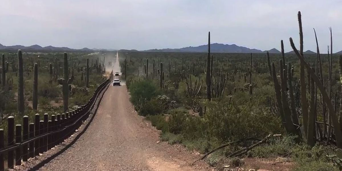 Government delays some border wall construction in Arizona