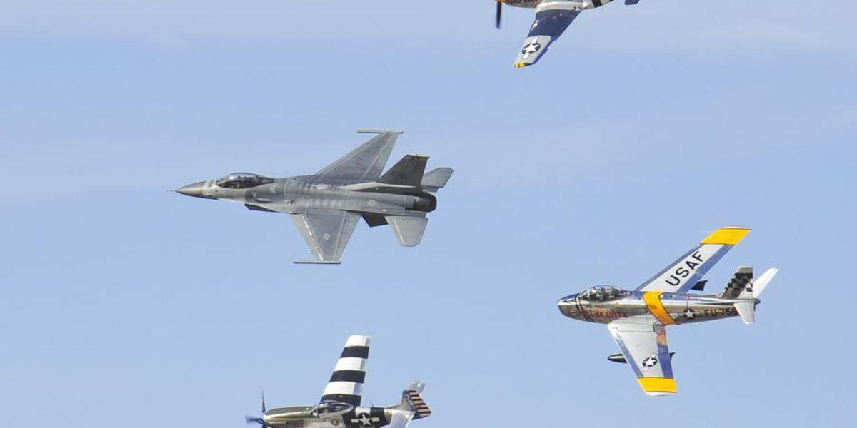 Davis-Monthan to host Heritage Flight certification program