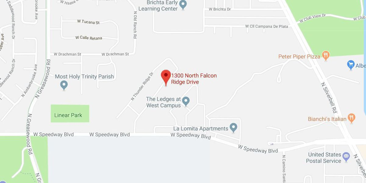 Officer-involved shooting on Tucson's west side